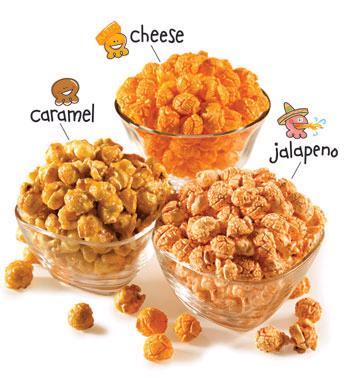 Try Me Popcorn Trio