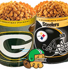 Packers Vs. Steelers in Super Bowl XLV!