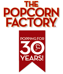 The Popcorn Factory - Popping for more than 30 years!